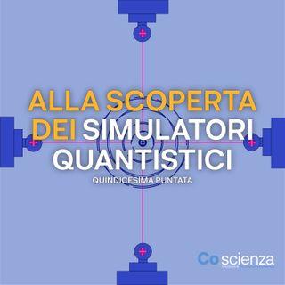 Alla scoperta dei Simulatori Quantistici (Quindicesima Puntata)