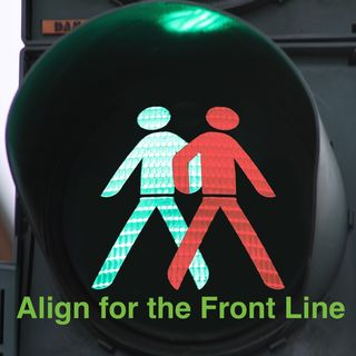 Align for the Front Line