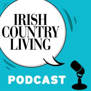 Irish Country Living Podcast #5: drawing grass and dumping stone with Rachel Dermody
