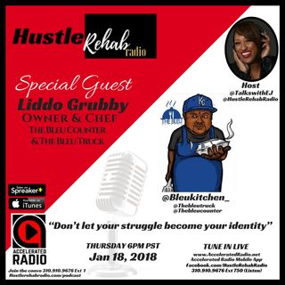 Hustle Rehab Radio Show #38 ~ 1/18/18