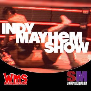 Intergender Wrestling Panel | Indy Mayhem Show