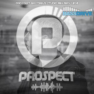 PROSPECT GUEST MIX LIVE ON DJ STUNNA BASSDRIVE.COM SHOW 27-5-2020