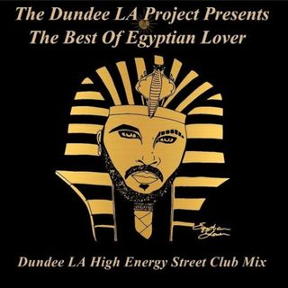 80's 60.yr Old DJ Dundee LA Slams Egyptian Lover Hardcore Scratch Street Mix