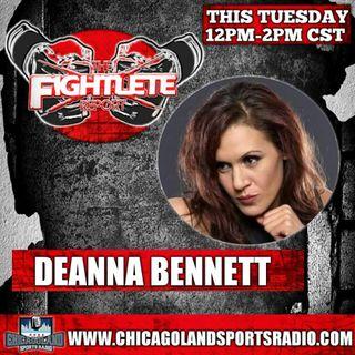 """Tuff-N-Uff Deanna 'Vitamin D"""" Bennett Interview"""