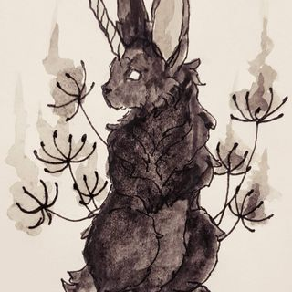 Episode 54:  Jackalopes and other Rascally Rabbits of Folklore