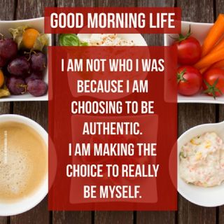 Good Morning Life Affirmation 11 of 52