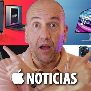 Noticias de Apple JULIO | Appleaks ep.21