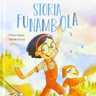 """Chiara Ingrao """"Storia funambola"""""""