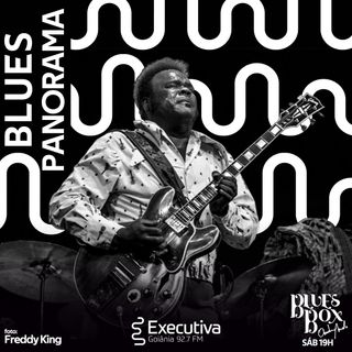 Blues Box - Rádio Executiva - 18 de Abril de 2020