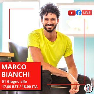 """Marco Bianchi, food mentor: """"Mangiare sano"""" all'epoca del Covid-19"""
