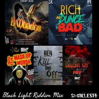 Black Lights Riddim Mix   Dj SMALLEST