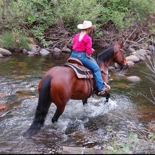Big Blend Radio: Christy Wood - Trail Rides in California's Sequoia Country