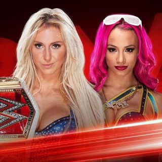 KSS-11/30/16 ( Sasha and Charlotte Only One's Featured On Raw)