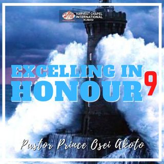 Excelling in Honour - Part 9