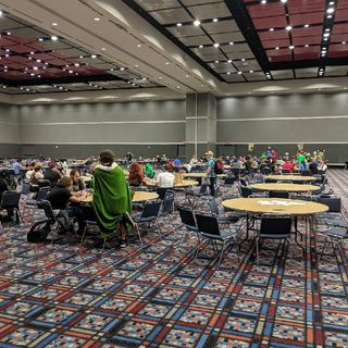 Comicpalooza 2019 - Table-Top Gaming