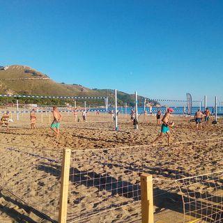 Intervista a Leone La Rocca, Gli svedesi e il beach volley conquistano Sperlonga