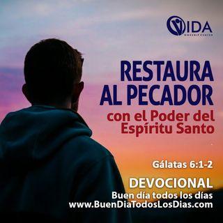 BUEN DÍA - ESPÍRITU DE RESTAURACIÓN