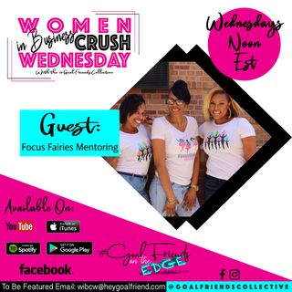 #WiBCW Small Business Spotlight: Meet The Founders of Focus Fairies Mentoring