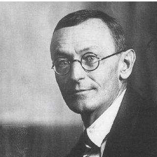 EL CUARTO DE ATRÁS - El caballero sobre el hielo, Herman Hesse
