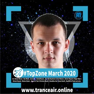 Alex NEGNIY - Trance Air - #TOPZone of MARCH 2020