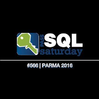 PASS SQL Saturday - Alessandro Alpi