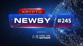 Krypto Newsy #245 | 07.11.2020 | Biden wygrywa w USA - Bitcoin spada! Nowa koparka od Bitmain! DeFi potrzebują realnej adopcji!