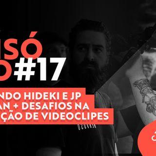 #17 Podcast Filmecon com Fernando Hideki e JP Foltran: Desafios na produção de Videoclipes