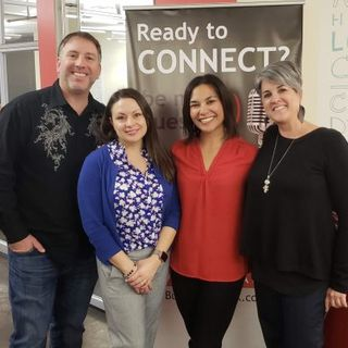 Success Over Struggle and the Social Connect Business Happy Hour with Tisha Marie Pelletier Ryan Parker and Vanessa Hintalla