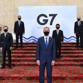 G7, DRAGHI e BIDEN VS CINA