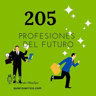 🤯205. Profesiones del futuro