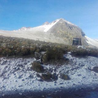Piden tomar previsiones a visitantes del Nevado y Popo