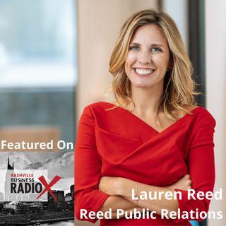 Lauren Reed, REED Public Relations