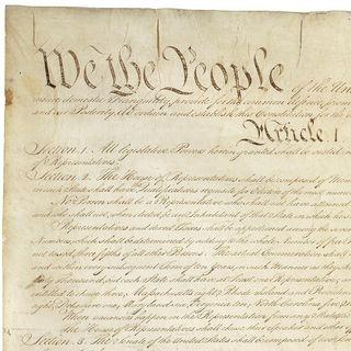 USA Constitution & Declaration