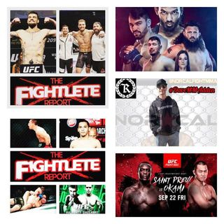 Fightlete Report w UFC Heavyweight Daniel Spitz Sept 26th 2017
