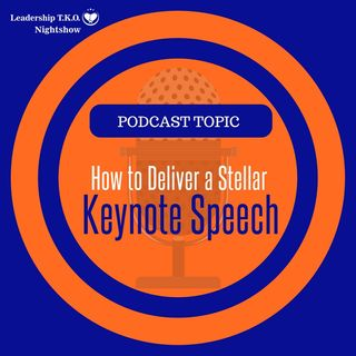 How to Deliver a Stellar Keynote Speech | Lakeisha McKnight | Talk Tuesday