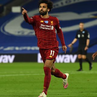 Post-Game: Salah at the double though Reds given Henderson scare after seeing off Brighton