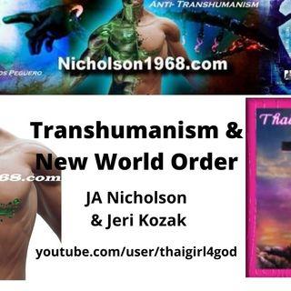 Transhumanism and the NWO - Nicholson1968 and Amasian Grace Radio