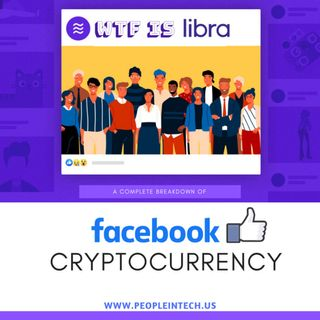 WTF is 🇱️🇮️🇧️🇷️🇦️❓ Facebook's Cryptocurrency