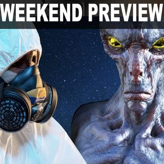 Judgement day - Aliens the Plague and the Pentagon PREVIEW