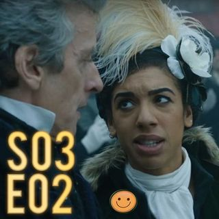 Radio Who - Season 3, Episode 2 - Smile, Thin Ice - LATO B