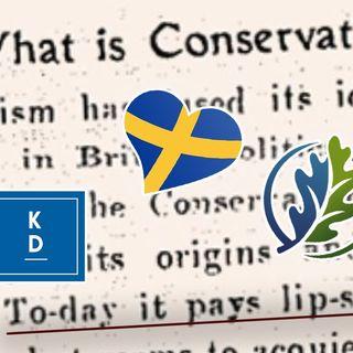 En strid om konservatismens själ
