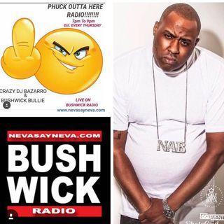 PHUCK OUTTA HERE RADIO 1.18.17