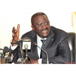 L'Ambassadeur Dr  Papa Abdoulaye Seck apporte des précisions sur l'Aide Force Covid -19 Diaspora