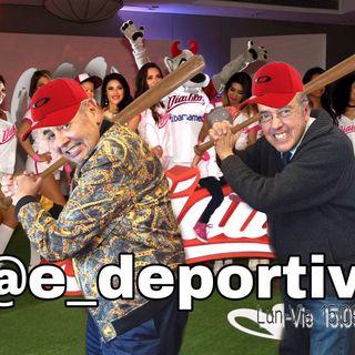 Nos estamos preparando para el béisbol en Espacio Deportivo de la Tarde 12 de Febrero 2019