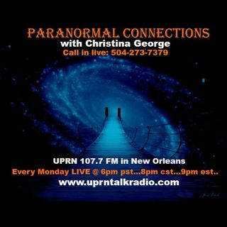 Paranormal Connections radio show guest Anya Petrovic discussing tesla metamorphosis healing herapy