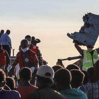 Precipita un aereo che trasportava sogni per un futuro migliore