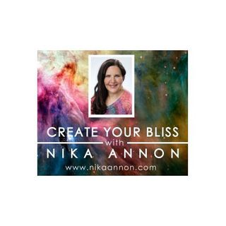 Create Your Bliss w/Nika Annon Interviews Artist & Producer, Katy Walker