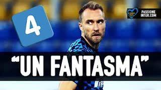 VOTO: 4! Eriksen bocciato nelle pagelle di Parma-Inter 1-2