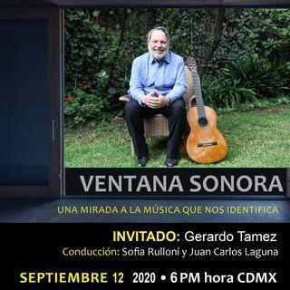FESTIVAL DE MUSICA MEXICANA GERARDO TAMEZ