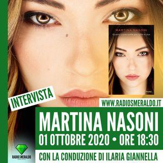 Martina Nasoni | Intervista